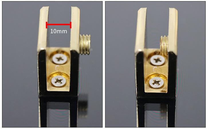 FS3150隔热膜测试仪的玻璃卡槽