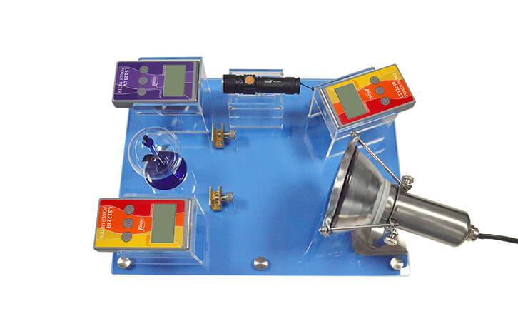 FS2150隔热膜反射展示套件